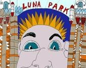 Archival print - Luna Park