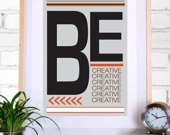 Be Creative - No.1