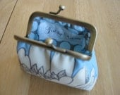 Tree Peony Coin Pouch