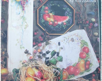 Grans Marketplace Tole Painting Book Ros Stallcup