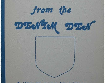 From The Denim Den Sewing Book
