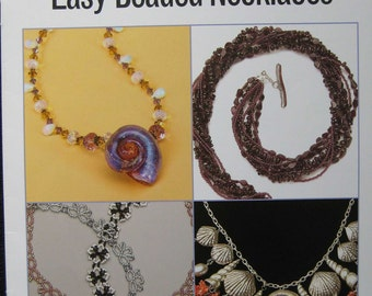 Easy Beaded Necklaces Book