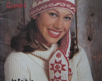 Patons The True North Knitting Pattern Book