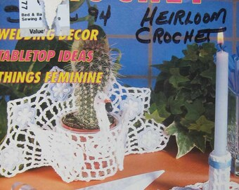 Colorful Crochet Pattern  Booklet