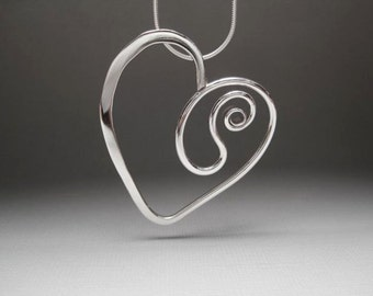 Mother Heart Necklace