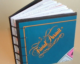 Trivial Pursuit Recycled Journal