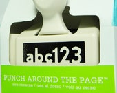 abc123 Paper Punch