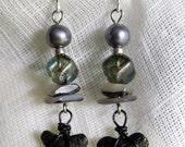 Sharks Teeth Treasures handmade earrings - FREE SHIPPING U.S.A.