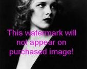 BEAUTIFUL FLAPPER Vintage Photo Reprint