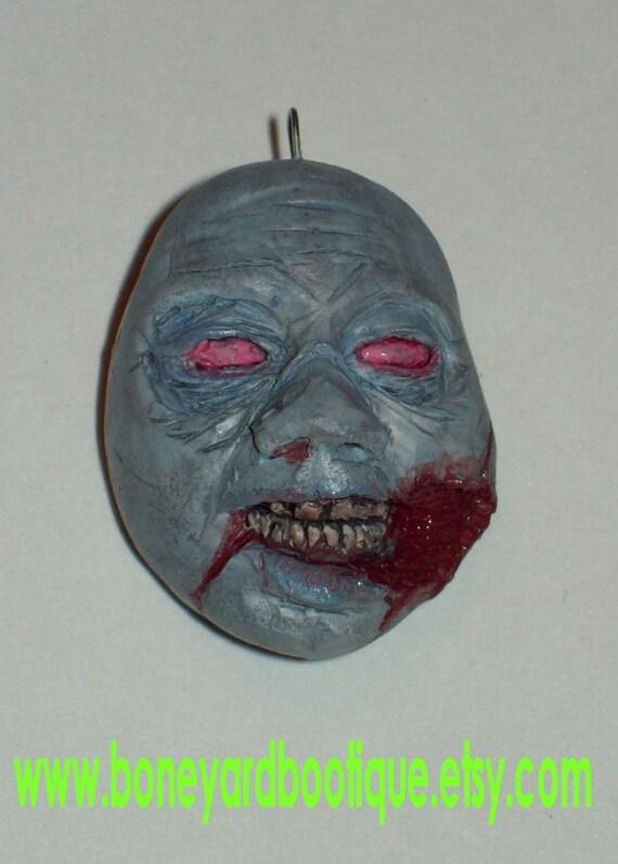 Bloody Zombie Pendant