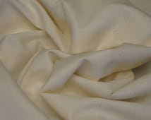 Unbleached Muslin | Muslin Fabric | Natural Muslin Fabric | Cotton Fabric | 45 Inches Wide | 1 Yard