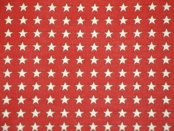 Star Fabric | Cotton Fabric | Home Decor Fabric | 1 Yard