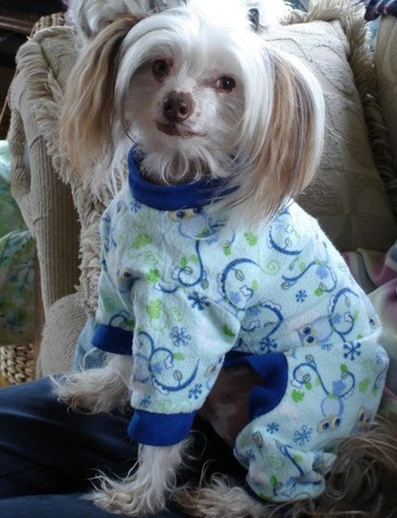 Items Similar To Reserved For Bianca Dog Pajamas Chinese