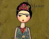 My Frida Kahlo ORIGINAL