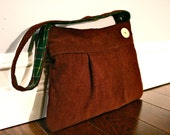 Newfoundland Bag - Pleated Purse/Handbag