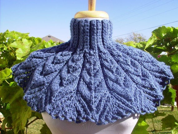 Cosy Neck Warmer(hand knit)
