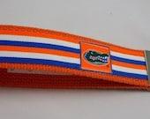 Key Fob Wristlet - Gator Stripes