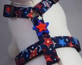 Dog Harness - Star Spangled