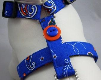 Dog Harness - Gator Bandana