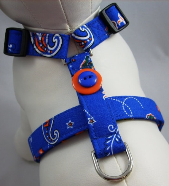 Dog Harness - Gator Bandana