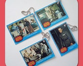 "Vintage ""Star Wars"" - The Movie 1977 Trading Card Hang Gift Tags - Original - Lot 9"
