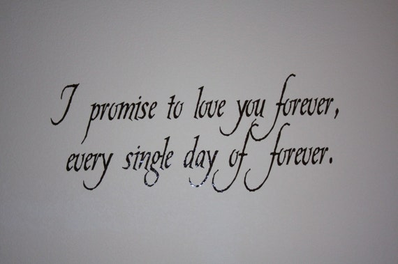 i love you forever poems i promise for kids