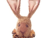Brewester Bunny ePattern by Jared Monroe Jare Hares and Bears 12 inch Rabbit Etsy