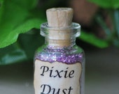 Pixie Dust - tinkerbell party favors x 10