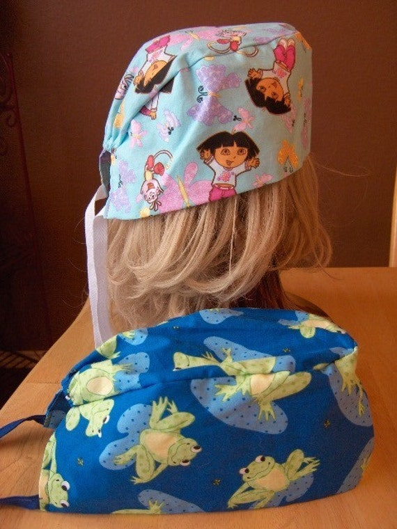 Items Similar To Unisex Style Scrub Cap Sewing Pattern And