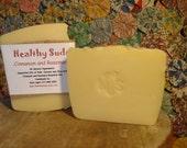 Cinnamon and Rosemary handmade soap