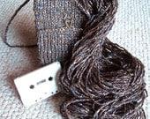 Cassette Tape Yarn
