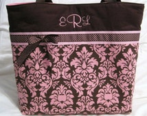 Popular Items For Brown Damask On Etsy