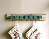Kitchen Hook Board