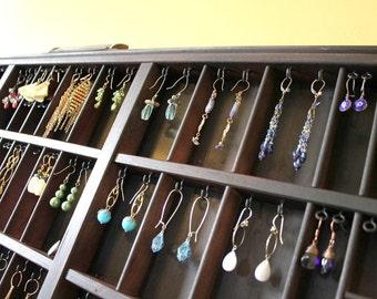 Jewelry Organizer Wall Hanging Box