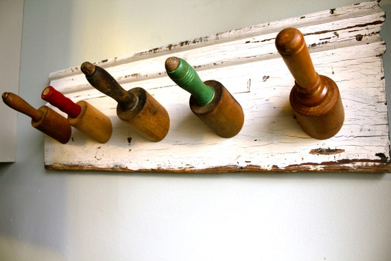 Rolling Pin Hook Rack