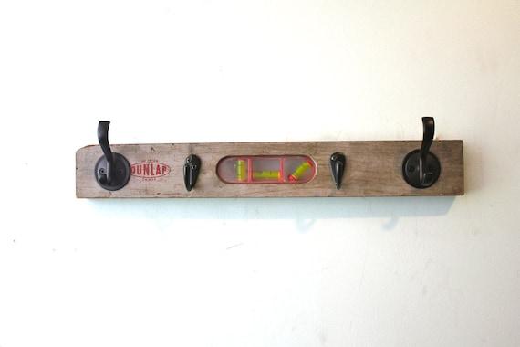 Gray Vintage Level Hanging Rack