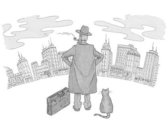 big city cat