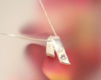 Simply Elegant - Fine Silver Pendant