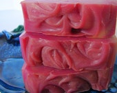 Just Wonderful.  Mellow Pomegranate Shea Butter Soap