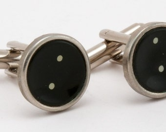 Gift for Blogger - Typewriter Cufflinks - Colon Typewriter Cuff Links - with Gift Box