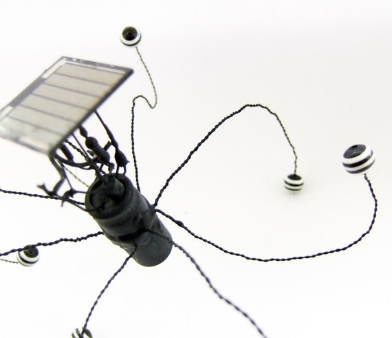 Cthulhu the solar powered robot