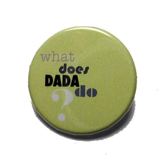 Dada Manifesto Button