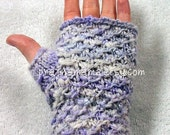 Pattern - Star Struck Wristwarmers