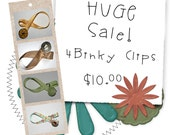4 for 10  Binky Clip Sale Package 2