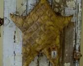 Primitive Americana Star Pocket Hanger. Awesome USA