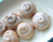Mini Soaps, Cinnamon Buns, All Natural Glycerin, Hot Buns, Baby Buns, Baby Shower Favors, Cinnamon, Baby Sticky Buns, Favors, Gifts all ages