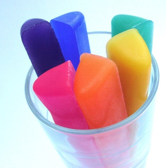 Rainbow Soap Sticks - NEW