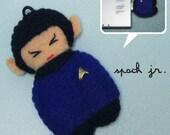 spock jr. (2GB usb flash drive)