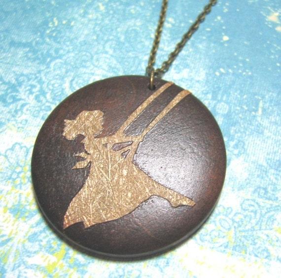 Let Freedom Swing - Customizable pendant