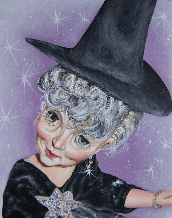 Good Witch Grannykins